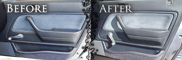 High Quality Auto Detailing Service Menu Photo Gallery